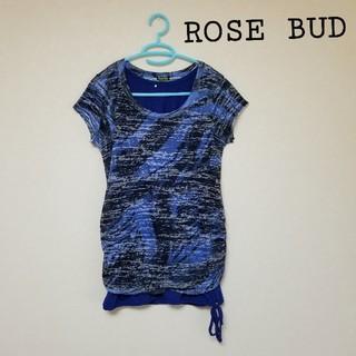 ローズバッド(ROSE BUD)のROSE BUD(Tシャツ)(Tシャツ(半袖/袖なし))