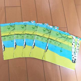 マリメッコ(marimekko)の【ワケあり】ペーパーナプキン  マリメッコ  カイク   5枚(各種パーツ)