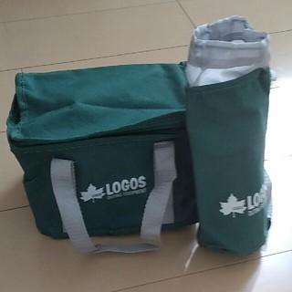 ロゴス(LOGOS)のLOGOSお弁当入れ&ペットボトルホルダー(弁当用品)