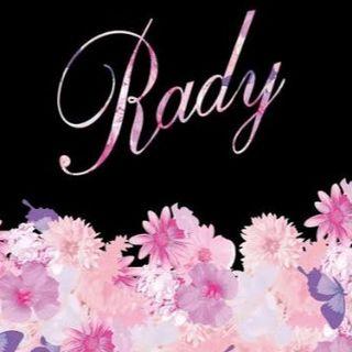 レディー(Rady)の【くみ93様専用】Rady ノベルティ4枚セット新品♪(その他)