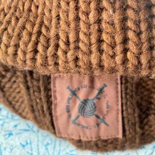 ディーゼル(DIESEL)のDIESEL ニット帽 (ニット帽/ビーニー)