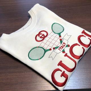 グッチ(Gucci)のGUCCHI♡トレーナー(大人も着れます)(トレーナー/スウェット)