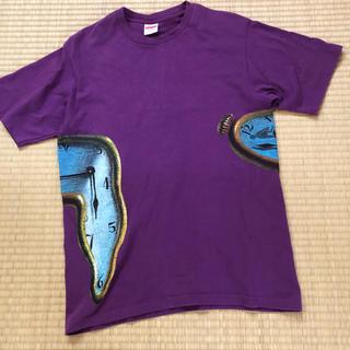 シュプリーム(Supreme)のSUPREME 19ss ダリ Tシャツ(Tシャツ/カットソー(半袖/袖なし))