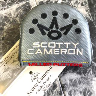 スコッティキャメロン(Scotty Cameron)のパターヘッドカバー SCOTTY CAMERON         【新品未使用】(その他)