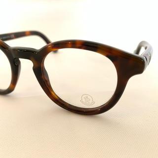 モンクレール(MONCLER)のモンクレール ML5002 052 眼鏡 新品 未使用(サングラス/メガネ)