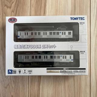 トミー(TOMMY)のトミーテック 福島交通7000系 Nゲージ(鉄道模型)