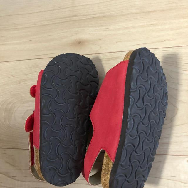 BREEZE(ブリーズ)のサンダル  キッズ/ベビー/マタニティのキッズ靴/シューズ(15cm~)(サンダル)の商品写真