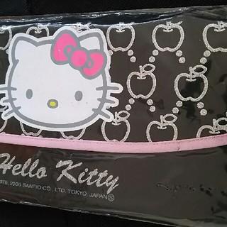 サンリオ(サンリオ)のHello  Kitty  ティッシュケースカバー(ティッシュボックス)