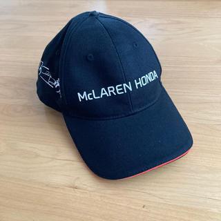 マクラーレン(Maclaren)のMcLaren HONDA 帽子(キャップ)