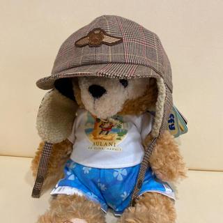 バーバリー(BURBERRY)の超美品 バーバリー 帽子 48 耳当て キャップ ベビー Burberry(帽子)