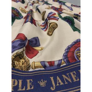 ジェーンマープル(JaneMarple)のJane Marple ジェーンマープル ロゼッタ スカート アイボリー (ひざ丈スカート)