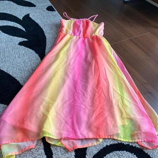 エイチアンドエム(H&M)のH&M グラデーションドレス(ドレス/フォーマル)