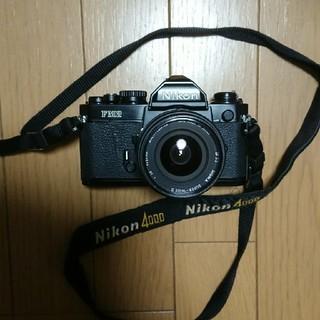 ニコンFM2 ブラック レンズ付 実用品