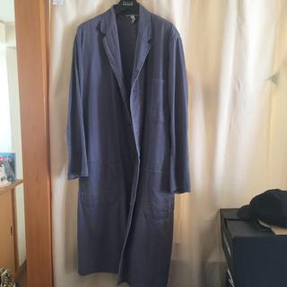 ヨウジヤマモト(Yohji Yamamoto)のヨーロッパ古着 ショップコート indanthren(チェスターコート)
