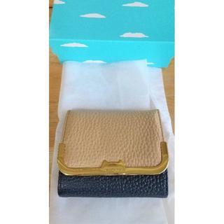 ツモリチサト(TSUMORI CHISATO)のミニ財布 (tsumori chisato carry) 三つ折り(財布)