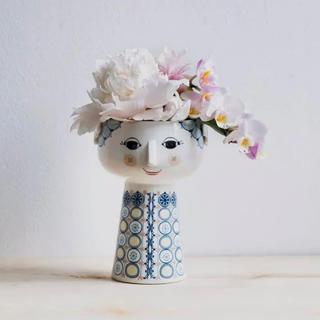ローゼンタール(Rosenthal)の[新品未使用]Bjorn Wiinblad ヴィヨルン・ヴィンブラッド Eva(花瓶)