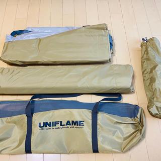 ユニフレーム(UNIFLAME)のユニフレーム REVOタープ L(テント/タープ)