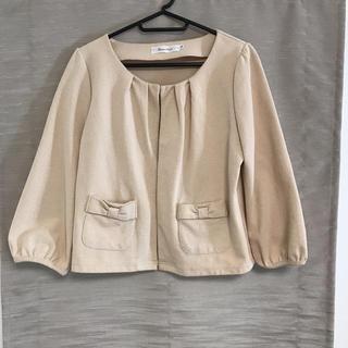 クチュールブローチ(Couture Brooch)のクチュールブローチ ノーカラージャケット 38 Mサイズ(ノーカラージャケット)