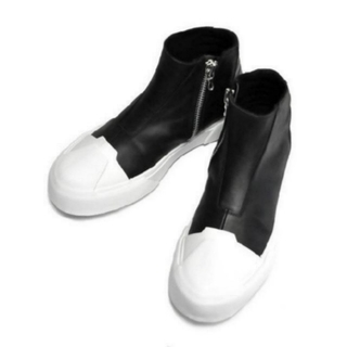 JULIUS - julius Leather Sneaker リミテッド spyair ike