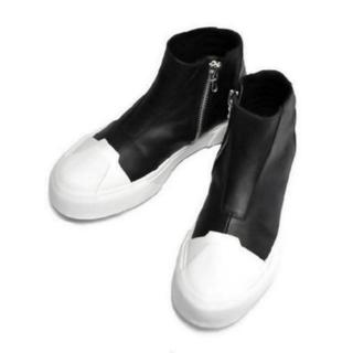 ユリウス(JULIUS)のjulius Leather Sneaker リミテッド spyair ike(スニーカー)