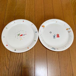 フェリシモ(FELISSIMO)の引っ越し直前断捨離中!ピーターパン、シンデレラ大皿セット直径約24cm(食器)