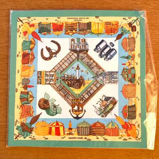 エルメス(Hermes)の非売品 HERMES エルメス スカーフ柄ジグソーパズル(ノベルティグッズ)