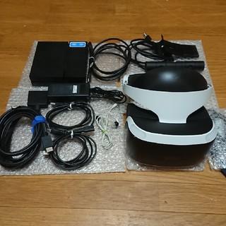 プレイステーションヴィーアール(PlayStation VR)のPlayStationVR  PSVR カメラ同梱版 cuh-zvr1(家庭用ゲーム機本体)