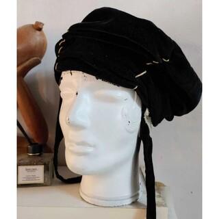 alice auaa アリス アウアア ゴシック 縫合 ベロア ベレー帽