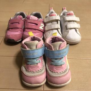 アディダス(adidas)の子供用スニーカー(スニーカー)