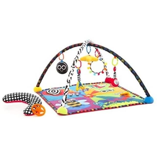 Sassy(サッシー)のサッシー  Sassy   プレイマット ベビージム キッズ/ベビー/マタニティのおもちゃ(ベビージム)の商品写真