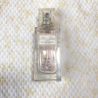 ディオール(Dior)のミスディオール ヘアミスト30ml 残量5割(ヘアウォーター/ヘアミスト)