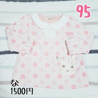 クーラクール(coeur a coeur)のお値下げ な coeur a coeur 95 カットソー(Tシャツ/カットソー)