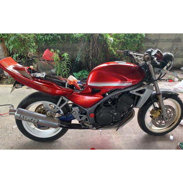 カワサキ(カワサキ)のバリオス 自動車/バイクのバイク(車体)の商品写真