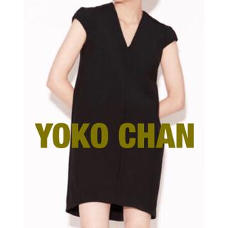 バーニーズニューヨーク(BARNEYS NEW YORK)のヨーコ チャン YOKO CHAN  ワンピース YCD-116-240〈美品〉(ミニワンピース)