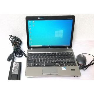 ヒューレットパッカード(HP)のHP ノートパソコン Windows10 エクセル ワード(ノートPC)