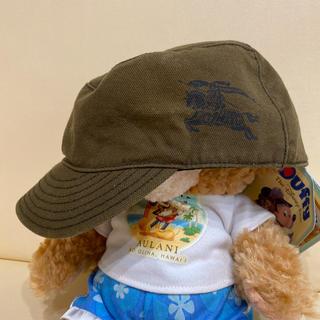 バーバリー(BURBERRY)の超美品 バーバリー 帽子 50 キャップ ベビー Burberry キッズ 子供(帽子)