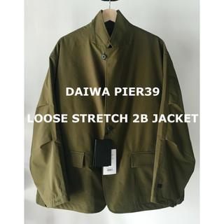 ワンエルディーケーセレクト(1LDK SELECT)のDAIWA PIER39 LOOSE STRETCH 2B JACKET(テーラードジャケット)