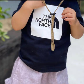 ザノースフェイス(THE NORTH FACE)のノースフェイス キッズ(Tシャツ)