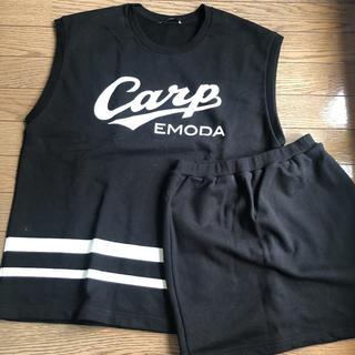 エモダ(EMODA)のEMODA+広島東洋カープ(Tシャツ(半袖/袖なし))
