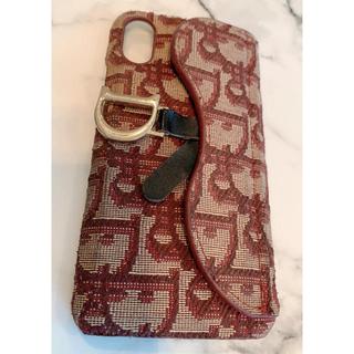 ディオール(Dior)のiPhoneXsケース(iPhoneケース)