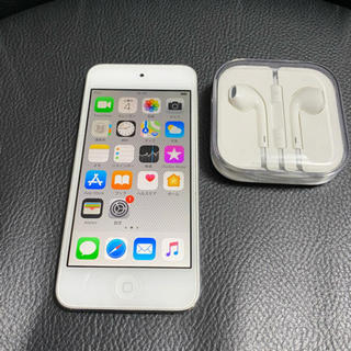 iPod touch - Apple iPod touch 32GB 第6世代 モデル シルバー美品