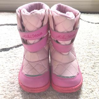 ミキハウス(mikihouse)のミキハウス冬用ブーツ(ブーツ)