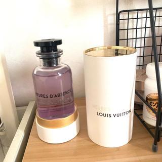 ルイヴィトン(LOUIS VUITTON)のルイ・ヴィトン HEURES D'ABSENCE香水 (香水(女性用))