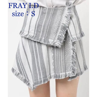 フレイアイディー(FRAY I.D)のFRAY I.D フレイアイディー ミニスカート 秋服(ミニスカート)