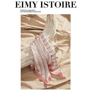 エイミーイストワール(eimy istoire)のeimy istoire ノベルティー スカーフ(バンダナ/スカーフ)