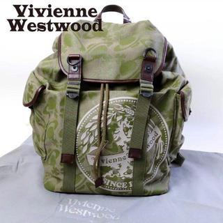 ヴィヴィアンウエストウッド(Vivienne Westwood)の 新品 ヴィヴィアンウエストウッド ミリタリーリュックサック(バッグパック/リュック)