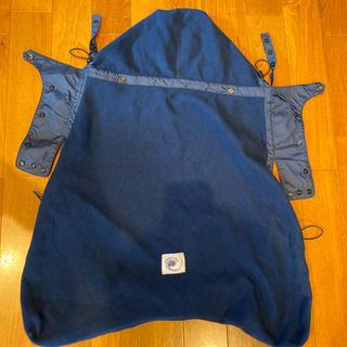 エルゴベビー(Ergobaby)のエルゴベビー専用 防寒用抱っこカバー(外出用品)