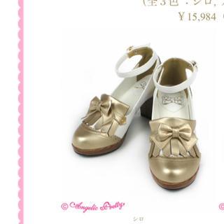 アンジェリックプリティー(Angelic Pretty)の♡British タッセルシューズ♡(ハイヒール/パンプス)