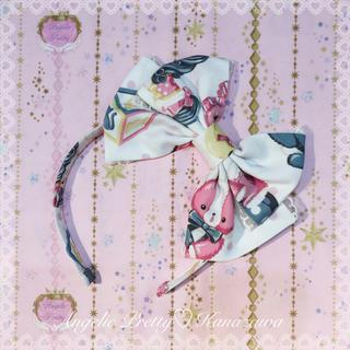 Angelic Pretty - Angelic Pretty Toy Dreamカチューシャ
