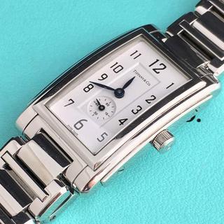 ティファニー(Tiffany & Co.)の連休限定セール 美品 Tiffany ティファニー  グランド スモール(腕時計)